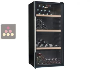 CLIMADIFF multi-Temperature wine service cabinet or Single-temperature wine storage cabinet