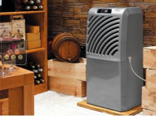 FONDIS air conditioner for natural wine cellar up to 100m3 - with 4.5m hose