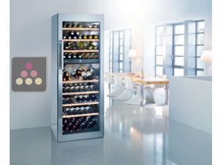 LIEBHERR multi-Temperature wine storage and service cabinet