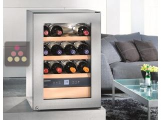 LIEBHERR single-temperature wine cabinet for storage or service