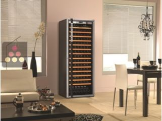TRANSTHERM multi-Purpose Ageing and Service Wine Cabinet for cold and tempered wine