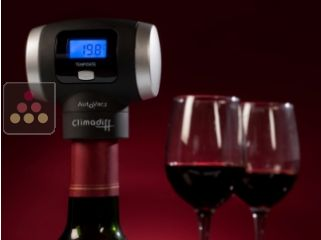 Automatic wine cork