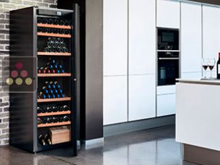 Avintage Single temperature wine cabinet for ageing or service - adjustable hygrometry