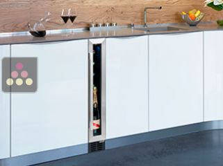 Avintage Single temperature built-in wine service cabinet