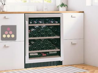 Avintage Single temperature buil-in wine service or storage cabinet