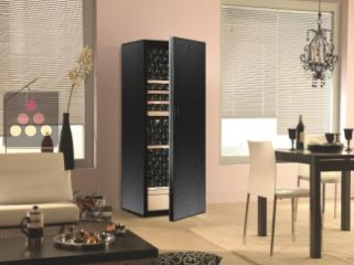 Multi-Purpose wine cabinet for ageing & chilled wine service