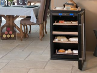 Cheese cabinet - 2 storage temperatures